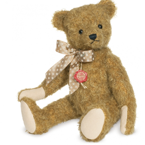 Little Teddy with Roses 15cm